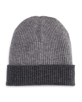 The Men s Store at Bloomingdale s - Reversible Knit Hat - 100% Exclusive ... 5398666faf0