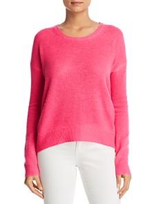 Majestic Filatures - Drop Shoulder Boxy Sweater