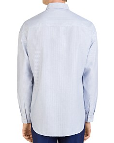 The Kooples - Striped Regular Fit Oxford Button-Down Shirt