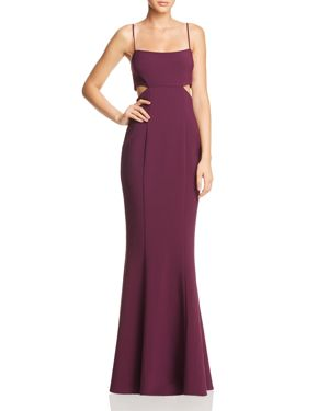 Likely Tamarelli Cutout Gown