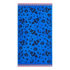 Caro Home - Outerspace Kids Towel - 100% Exclusive