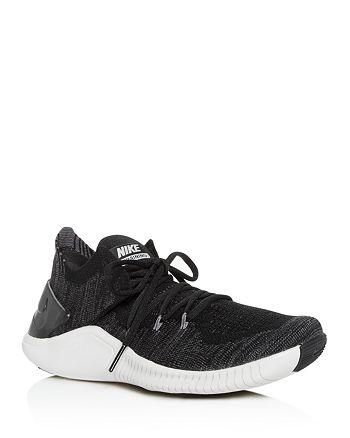 Nike - Women's Free TR 3 Flyknit Low-Top Sneakers