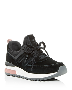 New Balance Women's 574 Sport Lace-Up Sneakers