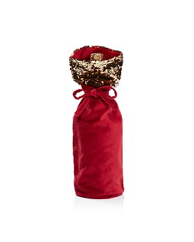 Bloomingdale's -  Sequined Velvet Wine Bag - 100% Exclusive