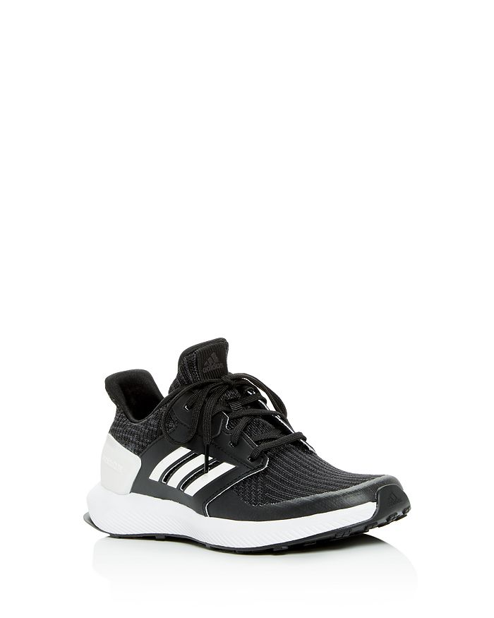 Adidas - Boys' RapidaRun Knit Lace-Up Sneaker - Big Kid