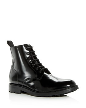 Gordon Rush - Men's Raleigh Leather Boots