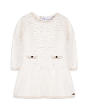 Tartine et Chocolat Girls' Knit Drop-Waist Sweater Dress - Baby