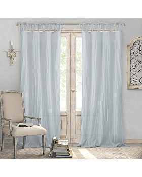 Elrene Home Fashions - Jolie Pleated Curtain Collection