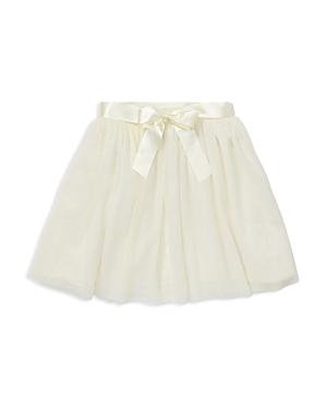 Polo Ralph Lauren Girls Tulle Skirt with Satin Belt  Big Kid