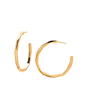 Gorjana Geo Hoop Earrings