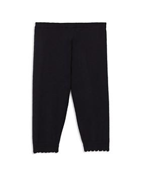 Jacadi - Girls' Knit Leggings with Bow - Baby