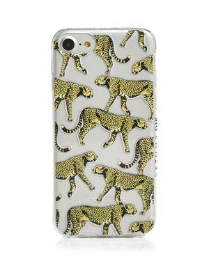 Skinnydip London Leopard iPhone Case