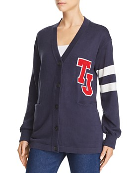 Tommy Jeans - Varsity Cardigan