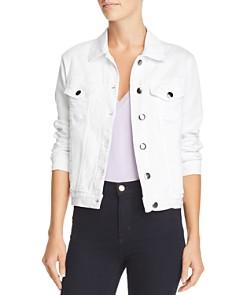 FRAME - Le Vintage Denim Jacket