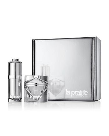 La Prairie - Platinum Rare Travel Partners Gift with Any  Platinum Rare Purchase