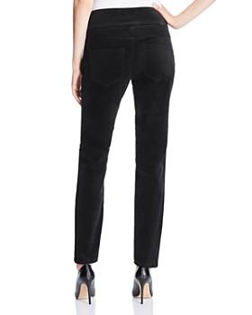 JAG Jeans - Nora Skinny Corduroy Pants in Black