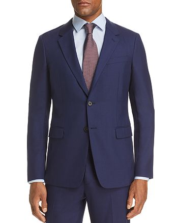 Theory - Chambers Sharkskin Slim Fit Suit Jacket - 100% Exclusive