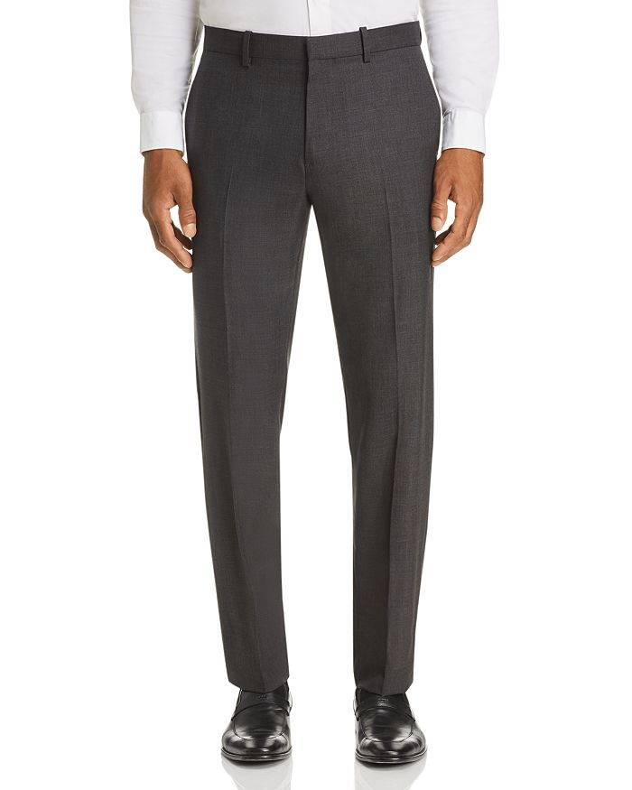 Theory - Mayer Sharkskin Slim Fit Suit Pants - 100% Exclusive