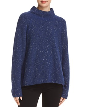Eileen Fisher - Funnel-Neck Sweater - 100% Exclusive