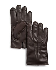 Polo Ralph Lauren - Cashmere-Lined Leather Gloves