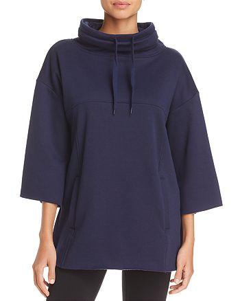 UGG® - Funnel Neck Poncho Sweatshirt