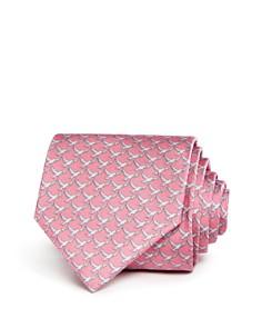 Salvatore Ferragamo - Doves Silk Classic Tie - 100% Exclusive
