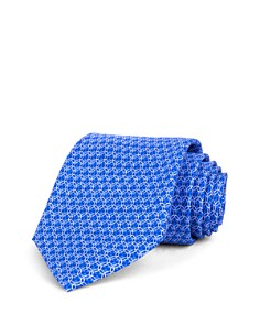 The Men's Store at Bloomingdale's - Linked Circle Silk Classic Tie - 100% Exclusive