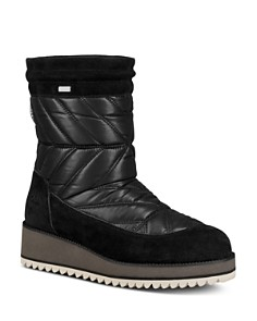 UGG® - Women's Beck Suede & Nylon Boots