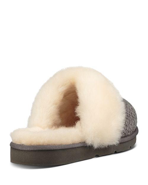 Ugg Womens Cozy Knit Slippers Bloomingdales
