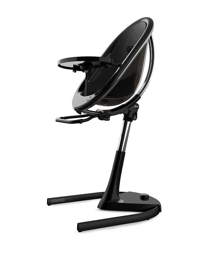 Mima - Moon 2G High Chair - Black Base