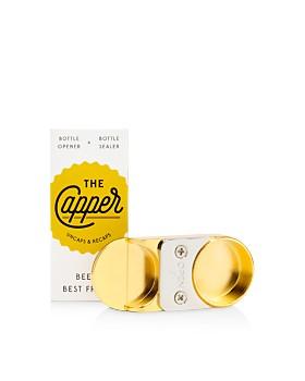 W&P Design - The Beer Capper Bottle Opener/Seal