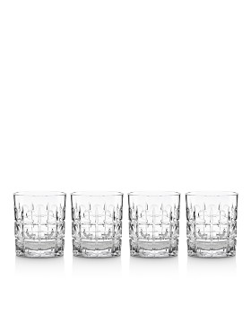 Reed & Barton - Odeon Double Old-Fashioned Glass, Set of 4