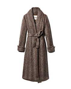 Herno - Windsor Tweed Coat