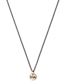Dodo - Diva Pendant Necklace, 19""