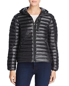 Marmot - Savant Short Hooded Puffer Jacket