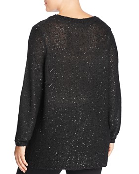 JUNAROSE Plus - Sequined Sweater