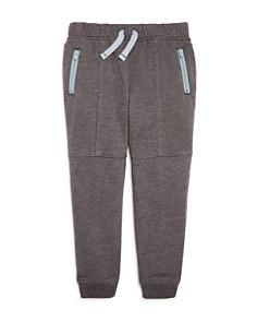 Splendid - Boys' Zip Jogger Pants - Little Kid