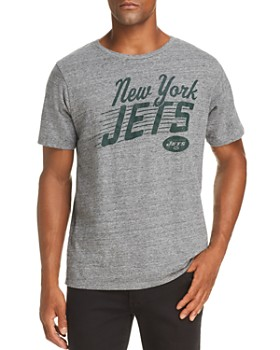 Junk Food - Jets Marled Graphic Tee