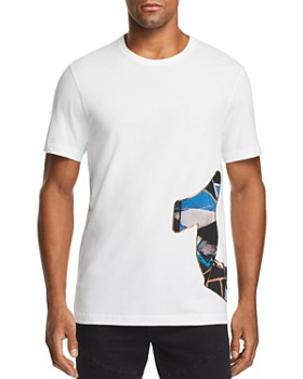 True Religion - Stained Glass Logo Graphic Tee