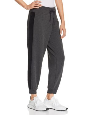 Beyond Yoga Shine On Tuxedo Jogger Pants - 100% Exclusive
