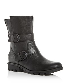 Sorel - Women's Phoenix Waterproof Moto Boots