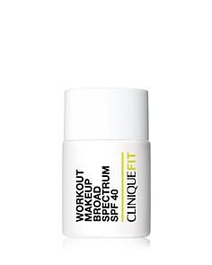 Clinique - CliniqueFIT™ Workout Makeup Broad Spectrum SPF 40