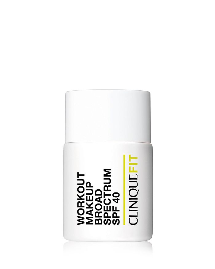 Clinique - FIT™ Workout Makeup Broad Spectrum SPF 40