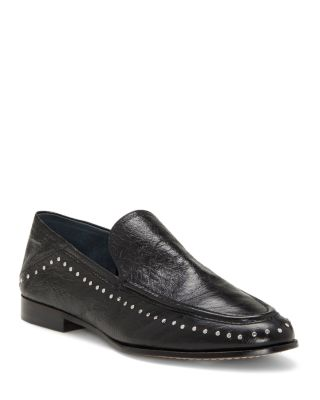 Women's Jendeya Studded Leather Loafer by Vince Camuto