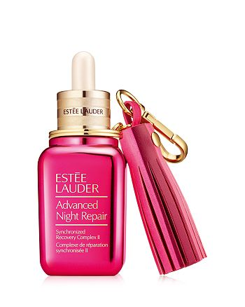 Estée Lauder - Advanced Night Repair with Pink Ribbon Key Chain