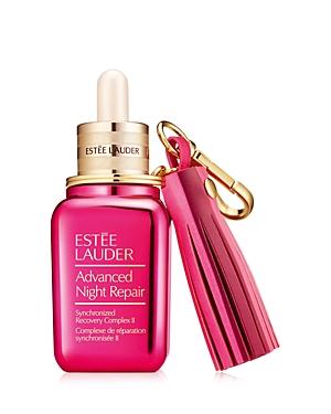 Estée Lauder ADVANCED NIGHT REPAIR WITH PINK RIBBON KEY CHAIN