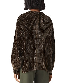 Whistles - Full-Sleeve Chenille Sweater