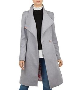 Ted Baker - Sandra Long Wrap Coat