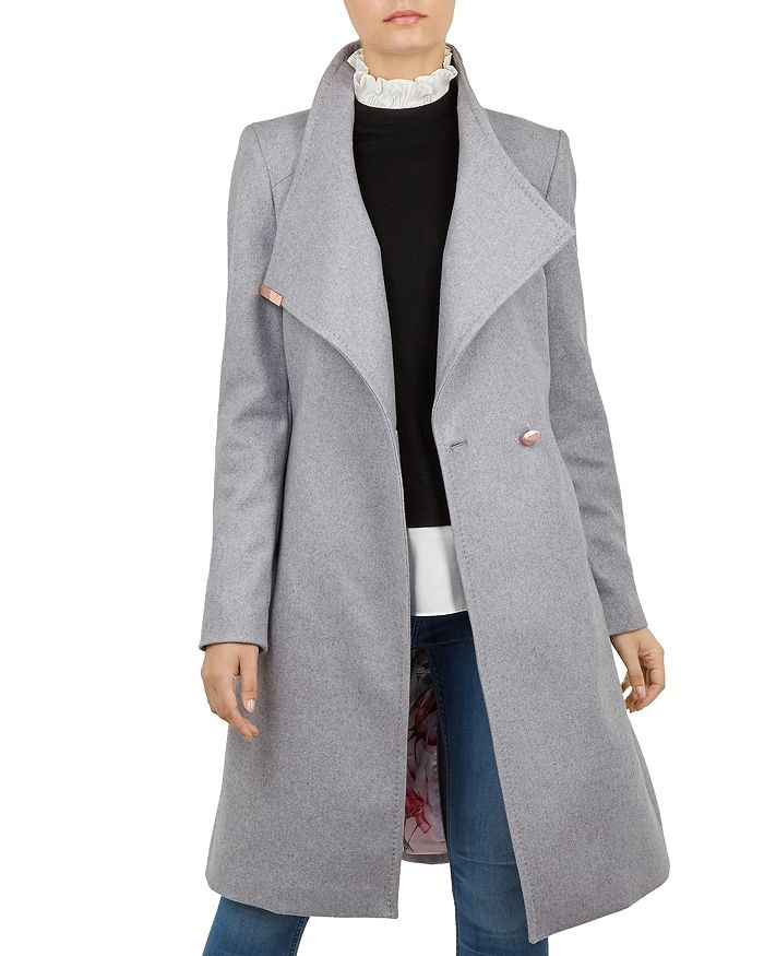 Ted Baker - Sandra Long Wrap Coat