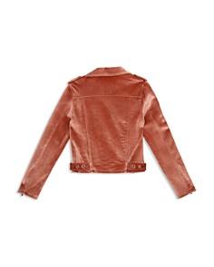 Hudson - Girls' Nadia Moto Jacket - Big Kid